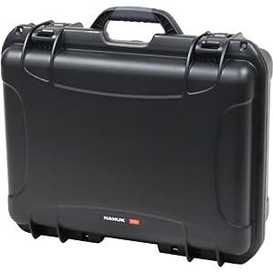 Nanuk 930 Case with Padded Divider (Black)