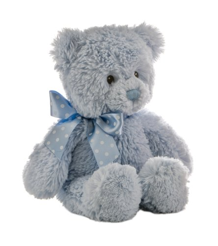 "Plush Baby 12"" Yummy Blue Bear"