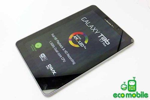 docomo Galaxy Tab 7.7 Plus SC-01E 白ロム