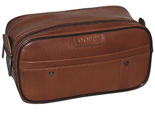 dopp-veneto-soft-sided-multi-zip-travel-kit-brown