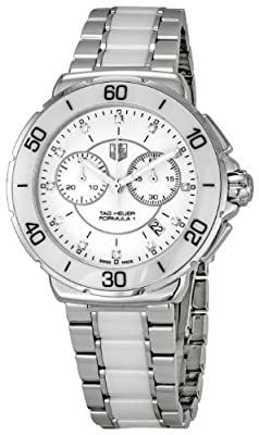 TAG Heuer Women's CAH1211.BA0863 Formula One Chronograph Watch from TAG Heuer