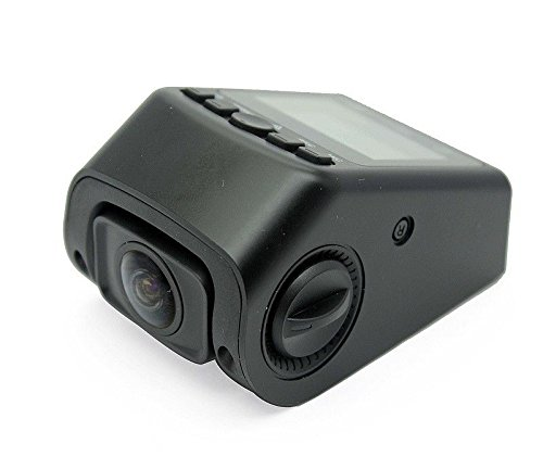 Black Box B40-C Capacitor + GPS Stealth Dash Cam - Covert Versatile Mini A118 Video Camera - 170° Super Wide Angle 6G Lens - 160°F Heat Resistant - Full HD 1080P Car DVR with G-Sensor WDR Night Vision