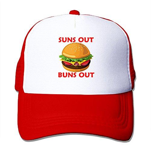 t-ukco-cappellino-da-baseball-uomo-red-taglia-unica