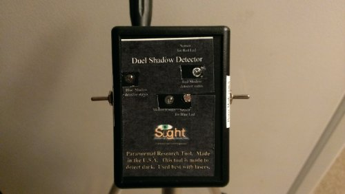 Lowest Prices! Duel Shadow Detector III(Ghost Hunting Equipment)