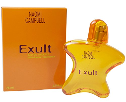 75 ml Naomi Campbell - exult Eau de Toilette Edt Spray