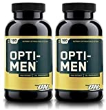 Optimum Nutrition Opti-Men Multivitamins, 360 hp tabs