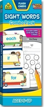 Sight Words Combo Pack