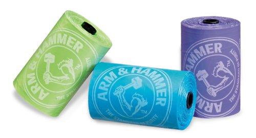 Munchkin Arm & Hammer Diaper Bag Refills - 36 Bags front-779777