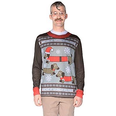 Wiener Wonderland Longsleeve Christmas T-Shirt