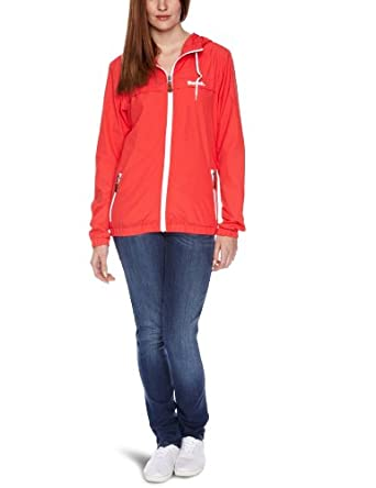 Bench Retro Cag Women's Jacket Light Red X-Small