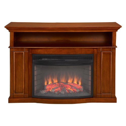 Muskoka Sheppard Media Electric Fireplace By Greenway Home Products Inc At The Wood Burning