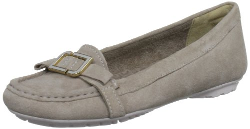 Rockport Women's Etty Enamel Moc Casual Loafers