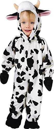 Infant Cuddly Cow Costume Size: Infant 12-24 Months