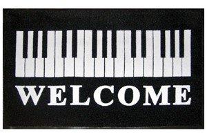 Keyboard Wecome Mat