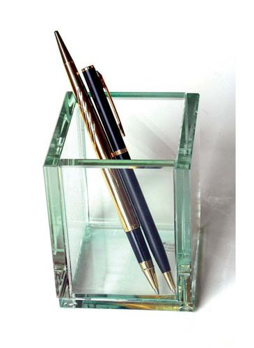 Cristalle Glass Pencil Cup