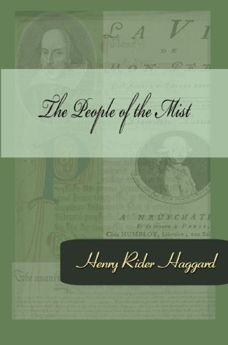 Large book cover: The People of the Mist