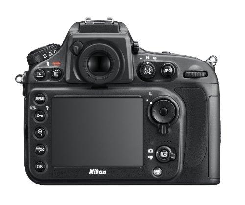 Nikon-D800-body-Fotocamera-digitale-reflex-363-Megapixel-LCD-32-CF-8GB-Pro-400X-Lexar-Nital-card-4-anni-di-garanzia