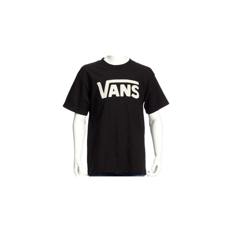 Vans Big Boys' Classic S/S Tee Fashion T Shirts Clothing