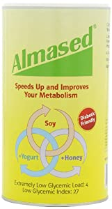 Almased Nutritional Shake Powder, 17.6 Ounce