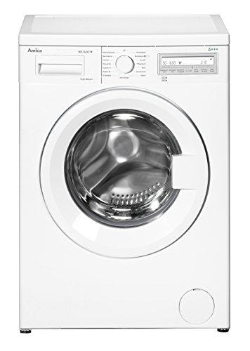 Amica WA 14247 W Waschmaschine FL / 162 kWh/ 1600 UpM / 7 kg / 9240 Liter/ 15 Haupt-Programme / weiß