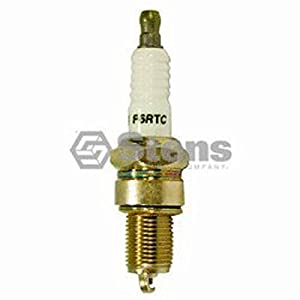 Stens 131-039-2pk Spark Plug Replaces Torch F6RTC MTD 751-10292 (2 Pack) from Stens