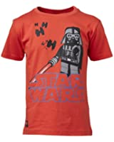 LEGO Wear - Lego Star Wars Darth Vader T-Shirt Tristan 551 - T-Shirt Garçon