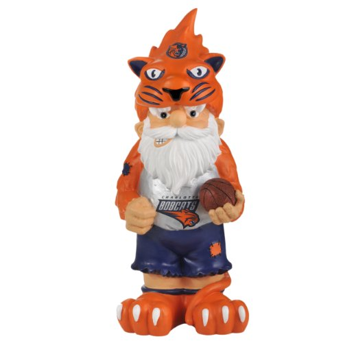 NBA Charlotte Bobcats Team Thematic Gnome