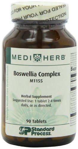MediHerb Boswellia Complex 90 Tablets Reviews