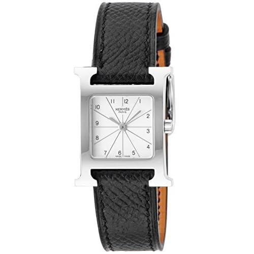 [エルメス]HERMES 腕時計 Hウォッチ シルバー文字盤 HH1.210.260.UNO レディース 【並行輸入品】