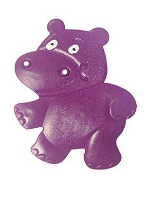 Bisk6 x Almohadillas antideslizantes  Hippo Violeta
