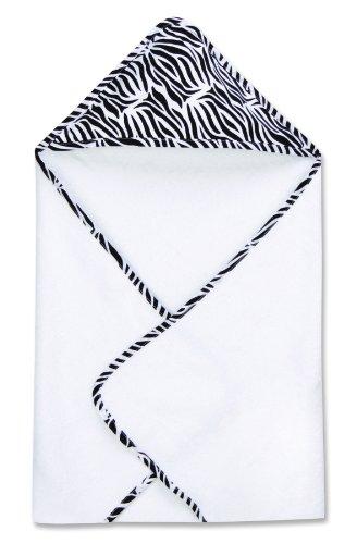 En blanco u negro en la gu a de compras para la familia - Toalla con respaldo ...