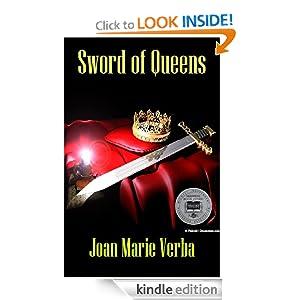Sword of Queens Joan Marie Verba