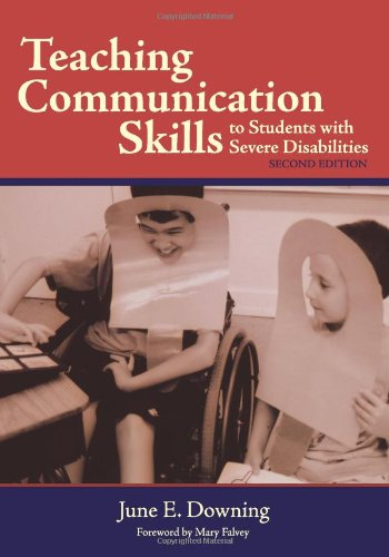 Teaching Communication Skills to Students with Severe...