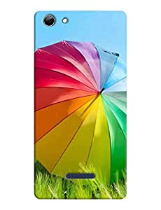 FurnishFantasy 3D Printed Designer Back Case Cover for Micromax Canvas Selfie 3,Micromax Canvas Selfie 3 Q348