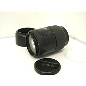 Minolta Maxxum AF 100-300/4.5-5.6 Lens by Minolta