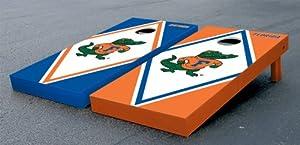 Florida UF Gators Cornhole Game Set Alt Diamond Albert Version Corn Hole by Gameday Cornhole