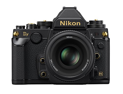Nikon デジタル一眼レフカメラ Df 50mm f/1.8G Speci...