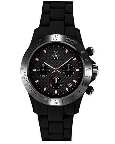 Toy Watch Velvety chrono gun vvcm01bk