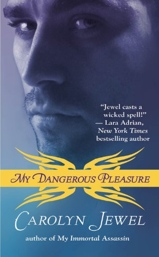 My Dangerous Pleasure Book Cover