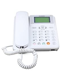 Huawei ETS5623 White Wireless Terminal Cordless Landline Phone GSM SIM Card Based Cellphone (White)