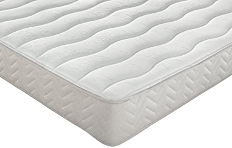 Silentnight Miracoil Seoul Memory Foam Mattress, Double by Silentnight