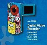 SpongeBob Schwammkopf 38062-INT Digitaler Camcorder