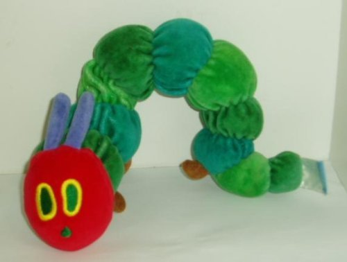 Eric Carle The Very Hungry Caterpillar Plush Rattle - Carters - 1