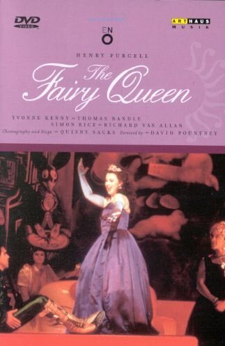 La Reina De Las Hadas (N.Kok) - Purcell  - DVD