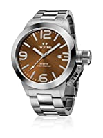 TW Steel Reloj de cuarzo Man CB22 Canteen Collection 50 mm