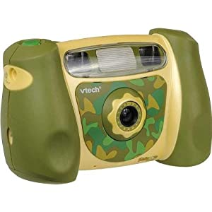 Vtech Kidizoom Multimedia Digital Camera (Camouflage)