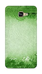 Amez designer printed 3d premium high quality back case cover for Samsung Galaxy A9 (Textures Pattern)