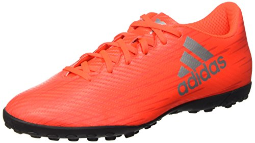 Adidas X 16.4 Tf, Scarpe da Calcio Allenamento Uomo, Multicolore (Solred/Silvmt/Hirere), 45 1/3 EU