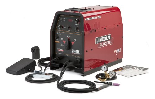 - Lincoln Electric Precision Tig 225 230V Ac/Dc Tig Welder Featuring Micro-Start Ii Technology Ready-Pak - 230 Amp Ac Output/230 Amp Dc Output, Model# K2535-1