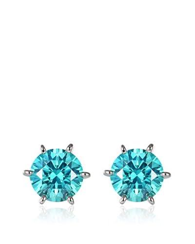 Crystal Pearl Pendientes